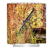 Juliet Doesn't Live Here Anymore Shower Curtain
