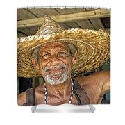 Julio Shower Curtain