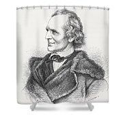 Julius Schnorr Von Carolsfeld, 1794 Shower Curtain