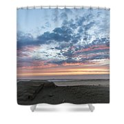 July 2015 Sunset Part 2 Shower Curtain