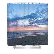 July 2015 Sunset Part 5 Shower Curtain