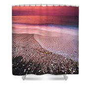 July Morning Shower Curtain