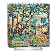 June Day Shower Curtain