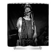 June Tyson Shower Curtain