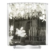 Jungle Hideaway Shower Curtain