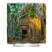 Jungle Takeover Shower Curtain