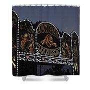 Jungle Twist Shower Curtain