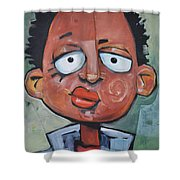 Junior Artist Shower Curtain