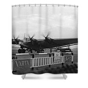 Junkers G38 Shower Curtain