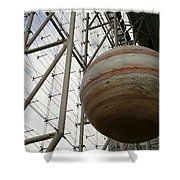 Jupiter  Shower Curtain