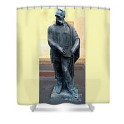 Juraj Julije Klovic, Zagreb Shower Curtain