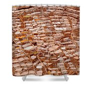 Just A Few Salty Pools Shower Curtain