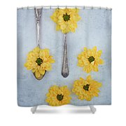 Just A Spoonful Shower Curtain