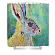 Just Ahare Shower Curtain