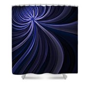 Just Another Jellyfish Shower Curtain