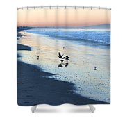 Just Before The Sunrise 2 Shower Curtain