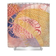 Just Between You And Me Shower Curtain