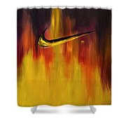 Just Do It Shower Curtain