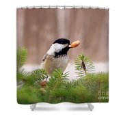 Just For Me Shower Curtain