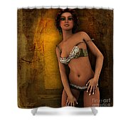 Just For You Shower Curtain