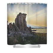 Just Reach For Me Shower Curtain