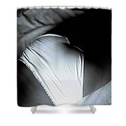 Just The Feel Shower Curtain