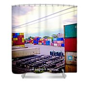 Just Weights And Measures Shower Curtain