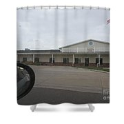 Justice Of The Peace Shower Curtain