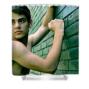 Justin Shower Curtain