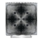 K 86 Shower Curtain