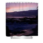 Ka Lokomaikai Paako Makena Maui Hawaii Shower Curtain