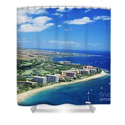 Kaanapali Shower Curtain