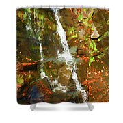 Lazy Flow Shower Curtain