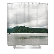 Kachemak Bay Shower Curtain