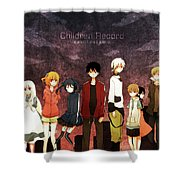 Kagerou Project Shower Curtain
