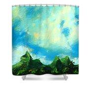 Kahiki Shower Curtain