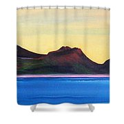 Kaikoura Shower Curtain