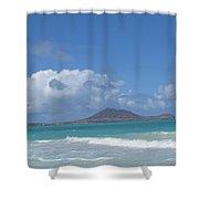 Kailua Shower Curtain