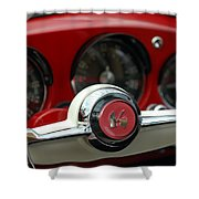 Kaiser Steering Wheel Shower Curtain