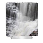 Kakabeka Falls Shower Curtain