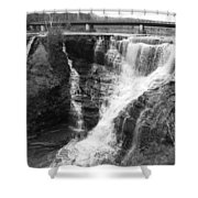 Kakabeka Falls Two Shower Curtain