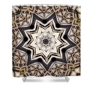 Kaleidoscope 110 Shower Curtain