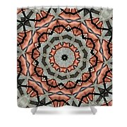 Kaleidoscope 127 Shower Curtain