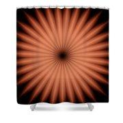 Kaleidoscope 3 Shower Curtain