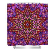 Kaleidoscope 816 Shower Curtain