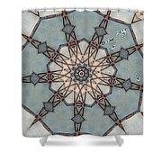 Kaleidoscope 92 Shower Curtain