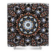 Kaleidoscope 99 Shower Curtain