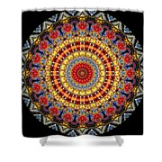 Kaleidoscope No.5 Shower Curtain