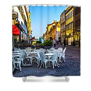 Kalmar At Dusk Shower Curtain