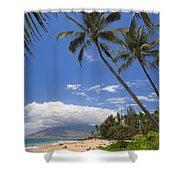 Kamaole Beach Shower Curtain